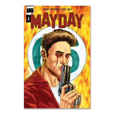 black-mask-studios - Mayday Issue 4