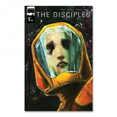 black-mask-studios - The Disciples Issue 1 Cover B