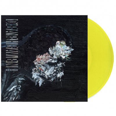 anti-records - New Bermuda 2xLP (Deluxe - Yellow) & New Bermuda Cover T-Shirt (Black)