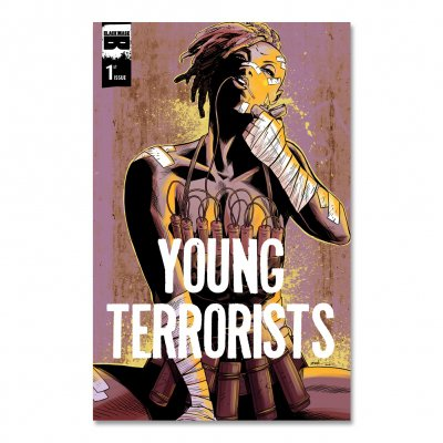 black-mask-studios - Young Terrorists Issue 1