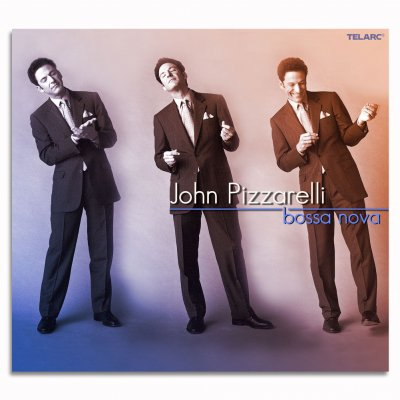 john-pizzarelli - Bossa Nova CD