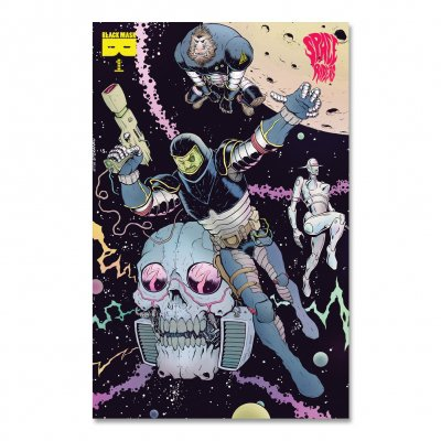 Space Riders - Space Riders - Issue 1 Third Printing