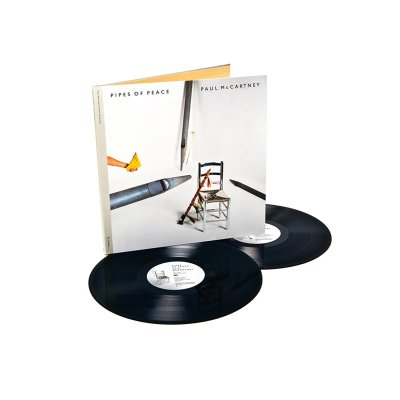 paul-mccartney - Pipes of Peace LP