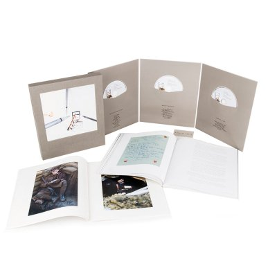 paul-mccartney - Pipes of Peace - Deluxe (CD/DVD - BOOK)