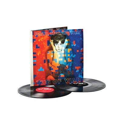 paul-mccartney - Tug of War LP