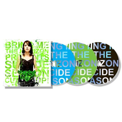 Bring Me The Horizon - Suicide Season Deluxe - CD/DVD