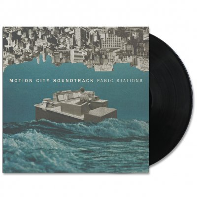 Motion City Soundtrack - Panic Stations LP (Black)