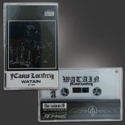 watain - Casus Luciferi Cassette Tape