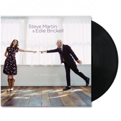steve-and-edie - So Familiar LP (180 Gram)