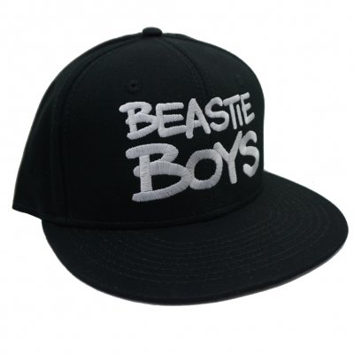 beastie-boys - Check Your Head Embroidered Snap Back (Black)