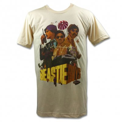beastie-boys - Criterion Collection T-Shirt (Natural)