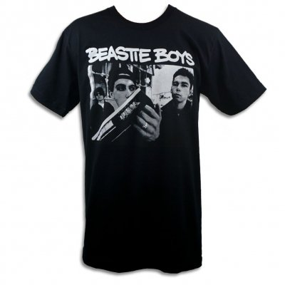 Beastie Boys - Boom Box T-Shirt (Black)