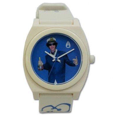 beastie-boys - Beastie Boys X Nixon Timepiece (White)