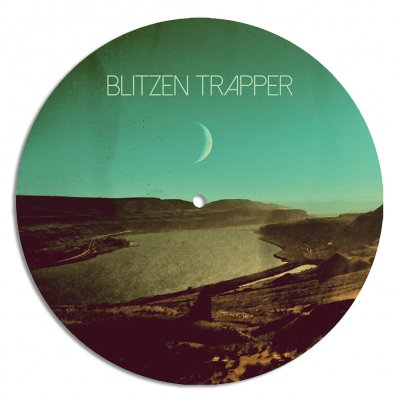 Blitzen Trapper - All Across This Land Slipmat