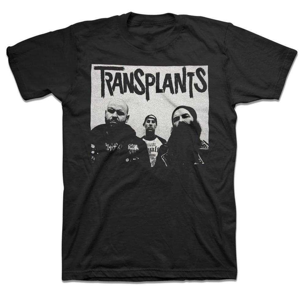 IMAGE | Band Photo T-Shirt (Black)