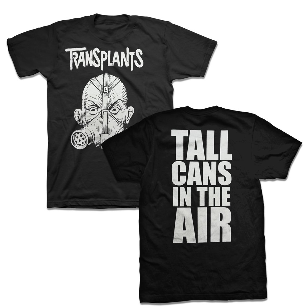 IMAGE   Tall Cans T-Shirt (Black)