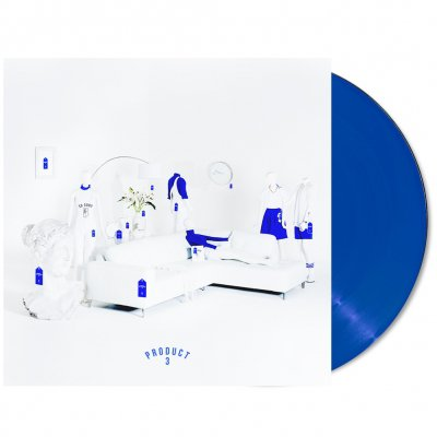 anti-records - Product 3 LP (Opaque Blue)