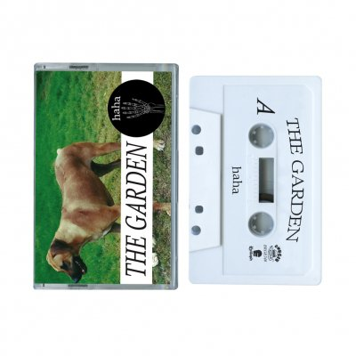 the-garden - haha Cassette Tape