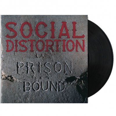social-distortion - Prison Bound LP