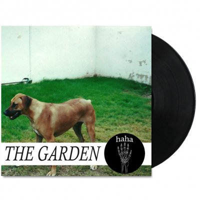 The Garden - haha LP (Black)
