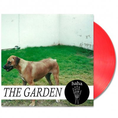 The Garden - haha LP (Opaque Red)