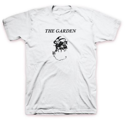 The Garden - haha LP (Opaque Red) & T-Shirt