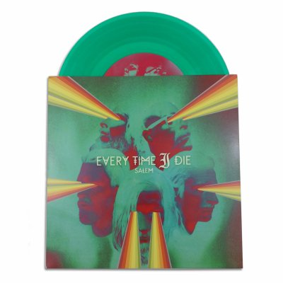 "every-time-i-die - Salem 7"" (Translucent Green)"