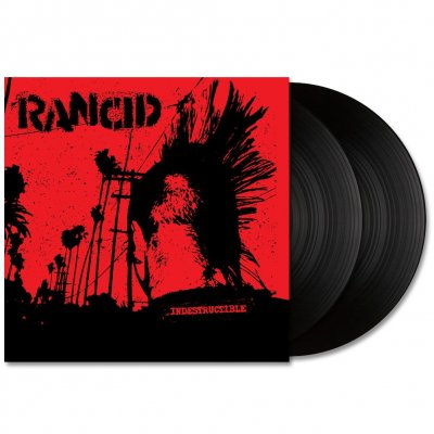 rancid - Indestructible 2xLP (Black)