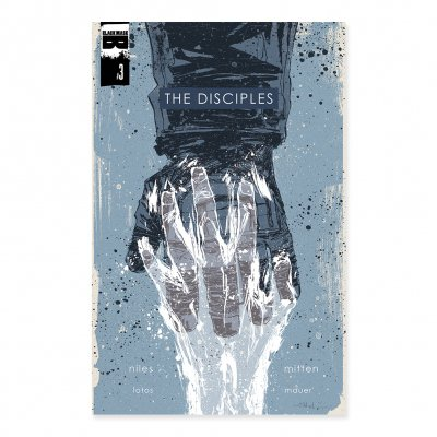 The Disciples - The Disciples - Issue 3