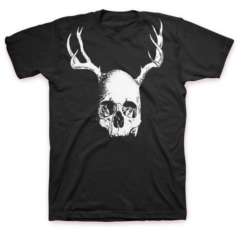 IMAGE | Deerskull T-Shirt (Black)