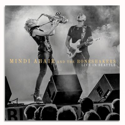 mindi-abair - Live in Seattle CD