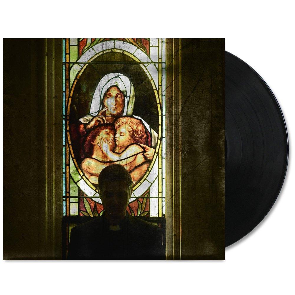 IMAGE   Abandoned LP (Black)