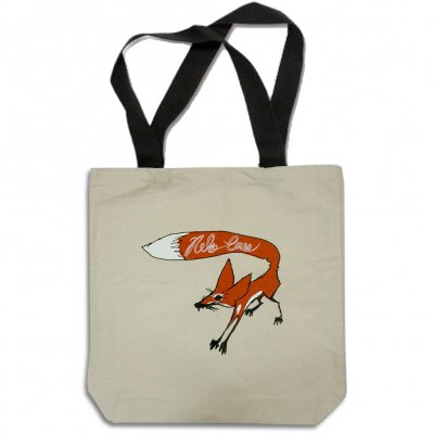 neko-case - Scratchy The Fox Tote