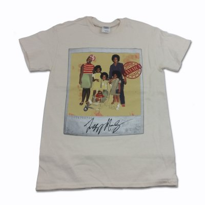 Family Portrait Tee (Cream)