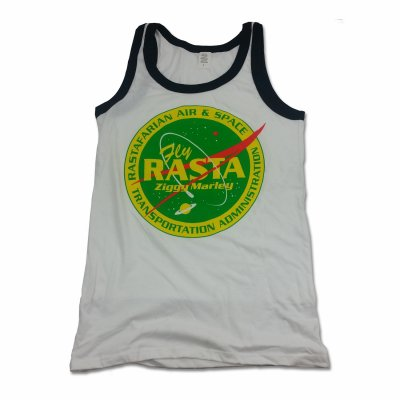 ziggy-marley - Fly Nasa Tank Top