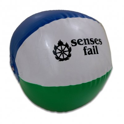 senses-fail - Senses Fail Beach Ball