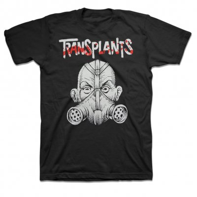 The Transplants - Blood Logo T-Shirt (Black)