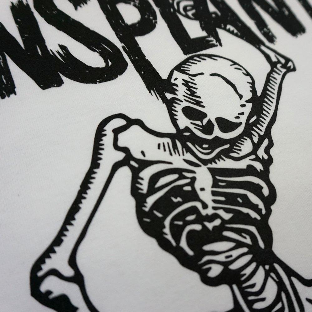 IMAGE   Skeleton T-Shirt (White)