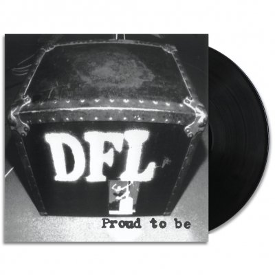 DFL - Proud To Be LP (Black)