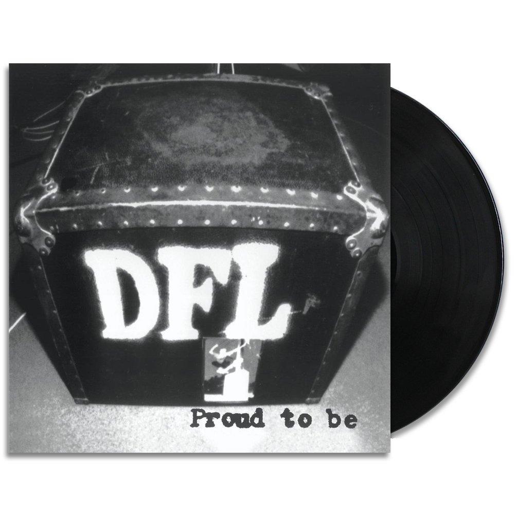 IMAGE | Proud To Be LP (Black)