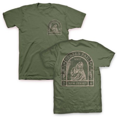 senses-fail - Shrine T-Shirt (Army Green)