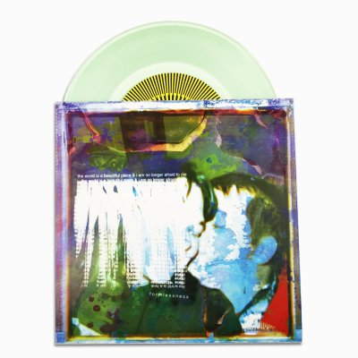 "The World Is A Beautiful Place & I Am No Longer Afraid To Die - Formlessness 7"" (Clear)"