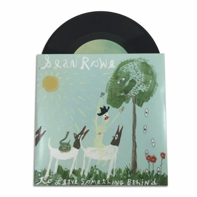 "Sean Rowe - To Leave Something Behind 7"" (Black)"