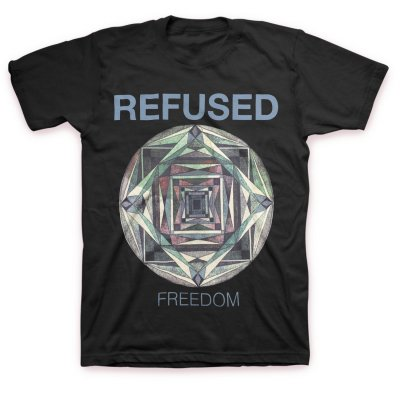 Refused - Elektra T-Shirt (Black)
