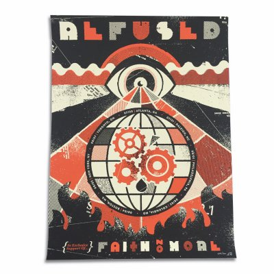 Refused - Faith No More Tour Print