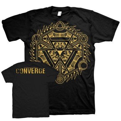 Converge - TOMBU Symbol T-Shirt (Black)