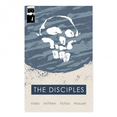 The Disciples - The Disciples - Issue 4
