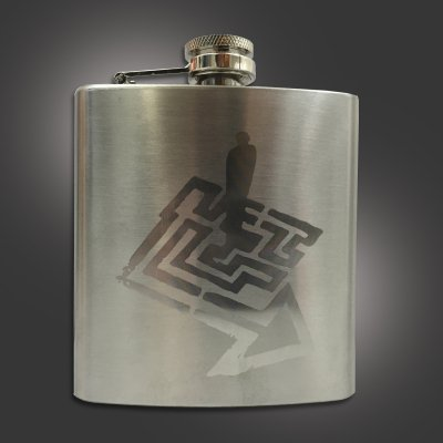 face-to-face - Maze Flask