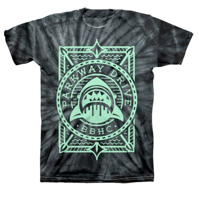 parkway-drive - Halloween Glow-In-The-Dark T-Shirt