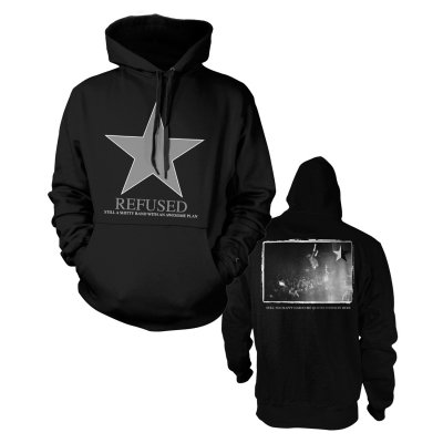 Refused - Shitty Band Pullover Sweatshirt (Black)